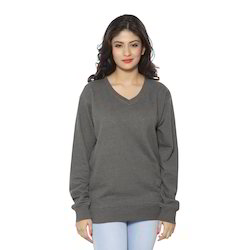 Ladies Elegant Sweat Shirt