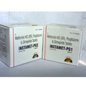 Metformin Glimepiride Tablet