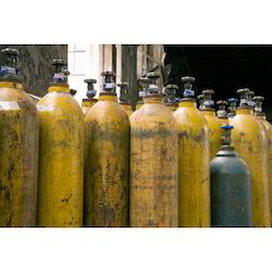 Second Hand Gas Cylinders