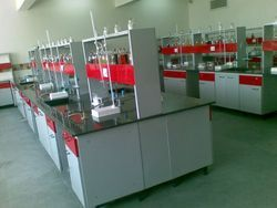Lab Furniture - IT Computer Lab Furniture Wholesale Trader from Noida