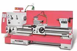 Semi-Automatic Pioneer Extra Heavy Duty Geared Lathe Machine, GHL 300