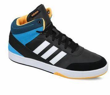 aves de corral Ser amado Demonio  Men Adidas Neo Park St Kflip Mid Shoes at Rs 4599 /piece | Rs ...