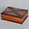 Wood Carving boxes