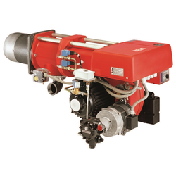 RLS M MX Series Dual Fuel Burner