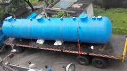 FRP/PPFRP FRP Underground Storage Tank, Size: 10 Kl To 100 Kl