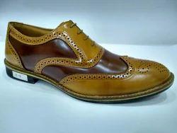 Vithariya PVC Brogue Shoes