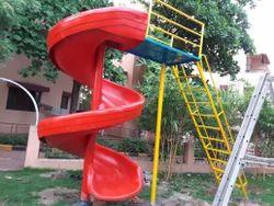 FRP Spiral Slider  With Ladder