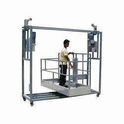 Revolving Platform Cradle