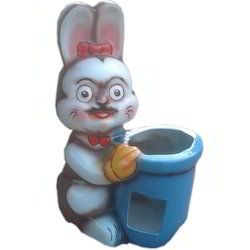 Rabbit Small Dustbin