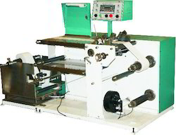 Sticker Label Inspection Slitting Machine