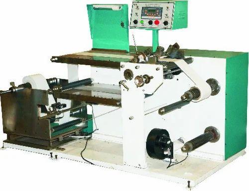 Sticker Label Inspection Slitting Machine