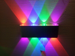 Multicolor LED Light