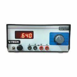 Digital Micro Ohms Meter