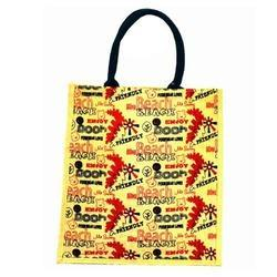 Jute Printed Promotional Bag