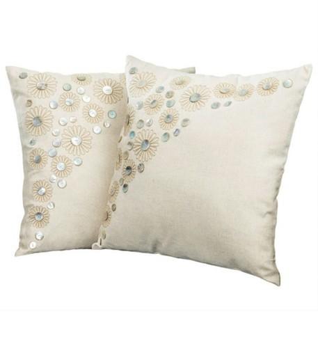 Cotton Handmade Cushion Cover