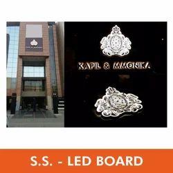 SS LED Board