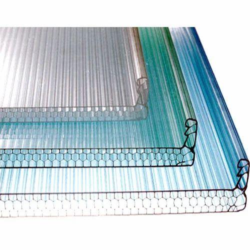 Standing Seam Polycarbonate Sheet Polycarbonate Sheet