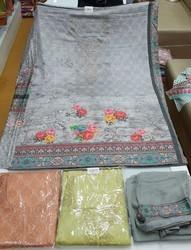 Cotton Ladies Dress Material