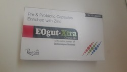 Prebiotic And Zinc Capsule