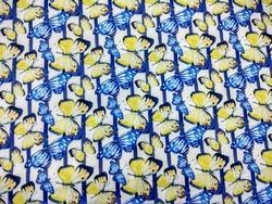 Laminated Printed Interlock Fabric