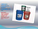 Chicago Pneumatic Screw Compressor Oil