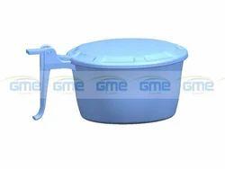 Plastic Sputum Container