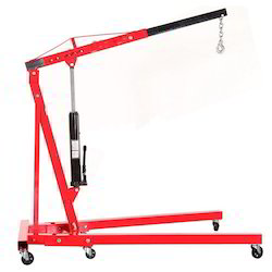 Material Handling Cranes Manual Mobile Floor Crane