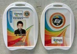 GIDS ID Card Plate
