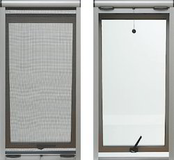 Insect Screen Door and Windows