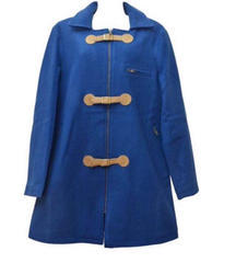 Raymond Wool Ladies Woollen Over Coat