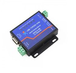 RS232 RS485 To Ethernet Modbus Serial Converter