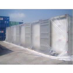 Sheeted Container Fumigation Service