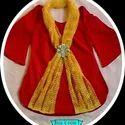 Royalish Red Top
