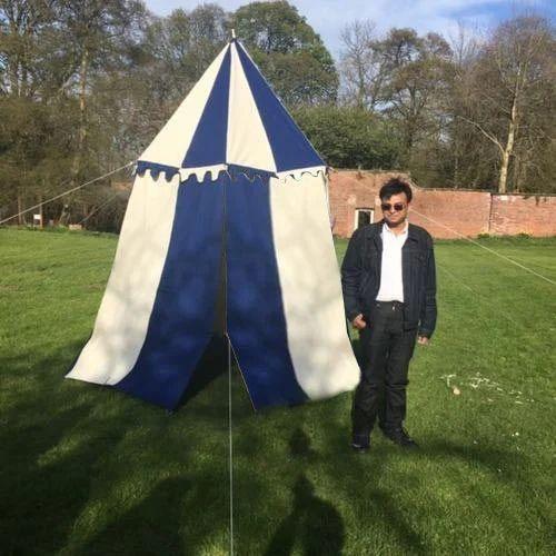 Round Medieval Tent & Round Medieval Tent   Canvas Emporium   Manufacturer in Azad ...