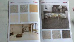 16fit In 2*2 Per Box 3D Kajaria Wall Tile, Size: 600*600