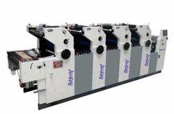 Multi Color Non Woven Offset Printing Machine