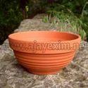 Terracotta Garden Bowls