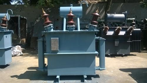 25 KVA Three Phase Transformer - View Specifications ...
