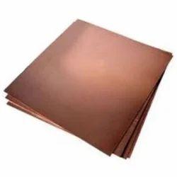 Copper Plate 600x600x 6 mm