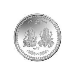 Lakshmi Silver Coin At Best Price In India