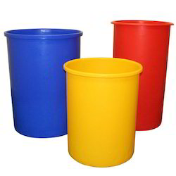 Circular Bins for Office