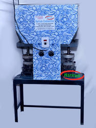 Semi Auto Double Die Paper Bowl Making Machine