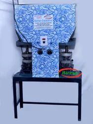 Semi Auto Double Die Paper Bowl Making Machine