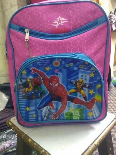 f525b583d8 Kids School Bag   Trolley Wheels Bag Wholesaler from Chennai