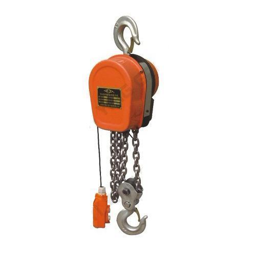 KMT Electric Baby Chain Hoist, Capacity: 1-3 Ton