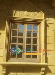 Golden Sandstone Window Set