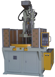 Vertical Injection Rotary Plug Molding Machine