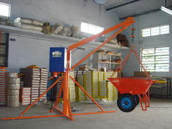Construction Mini Hoist