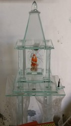 Small Glass Temple