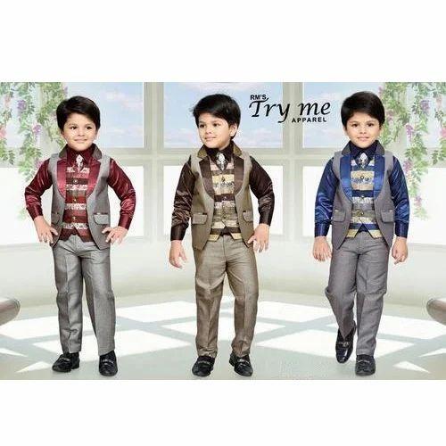 Boys Designer Suit